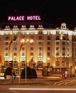 Hotel Palace en Madrid